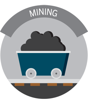 Mining clipart. Zim miners sound wage