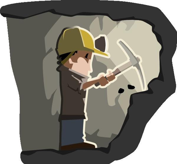 Coal clipart. Miner clip art at