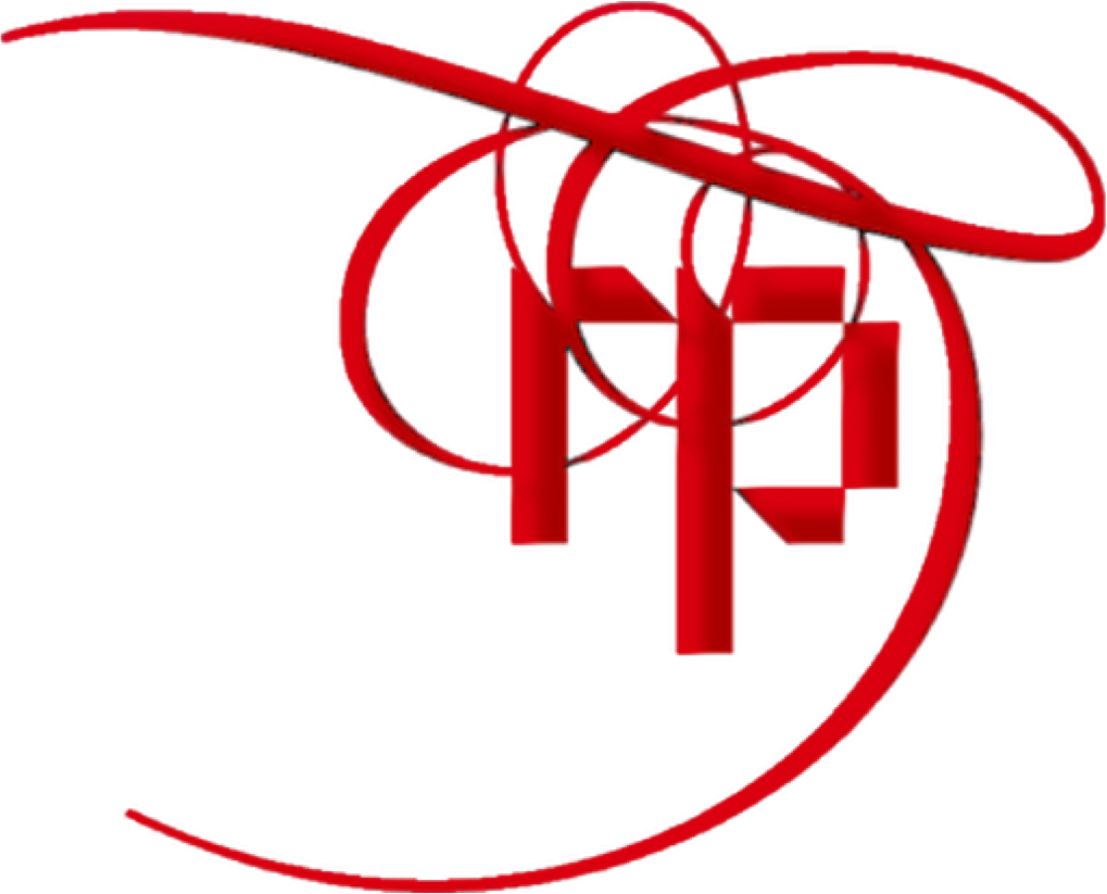 Square clipart pennant. Red communications business development