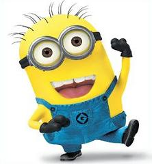 Free minion. Character clipart minions