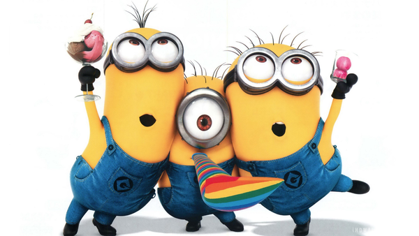 Despicable me minions . Minion clipart