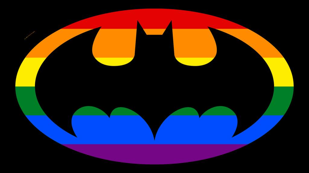 Minion clipart batman. Gay lgbt pride by