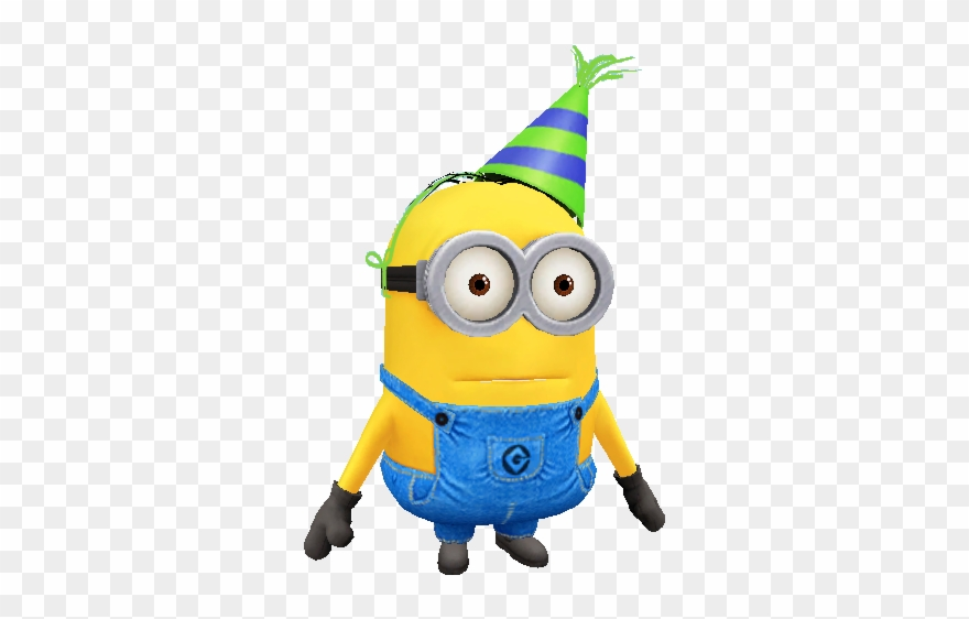 Worker png transparent . Minions clipart minion party