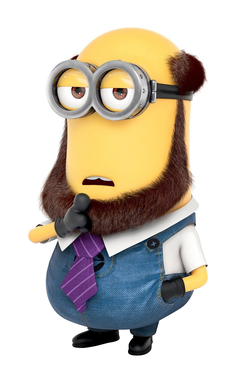 Minions clipart vector. Despicable minion png free