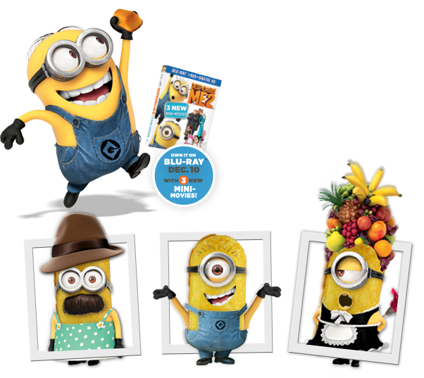 Minion makeover for twinkies. Minions clipart clothes
