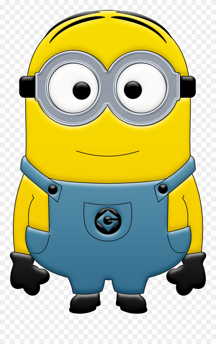 minions clipart yellow minion