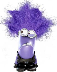 Free evil cliparts download. Minions clipart purple minion