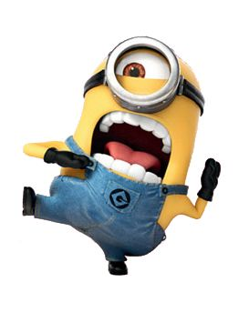What i look like. Minions clipart jumping