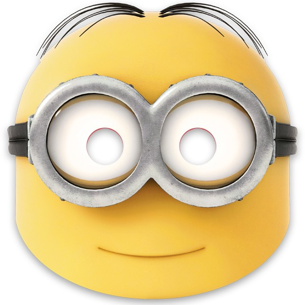It is an image of Minion Eye Printable intended for free printable