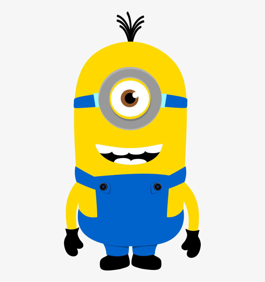 Minions clipart mouth. Minion by shelly