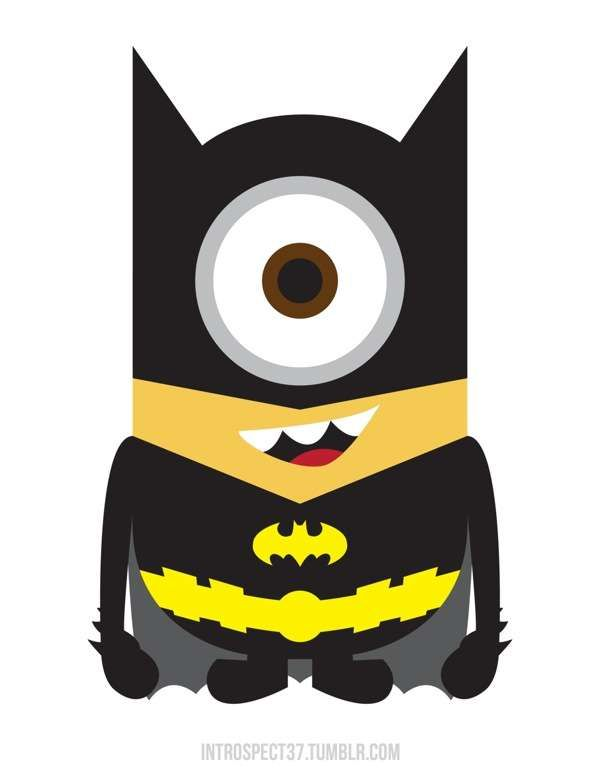 Free minion cliparts download. Minions clipart superhero
