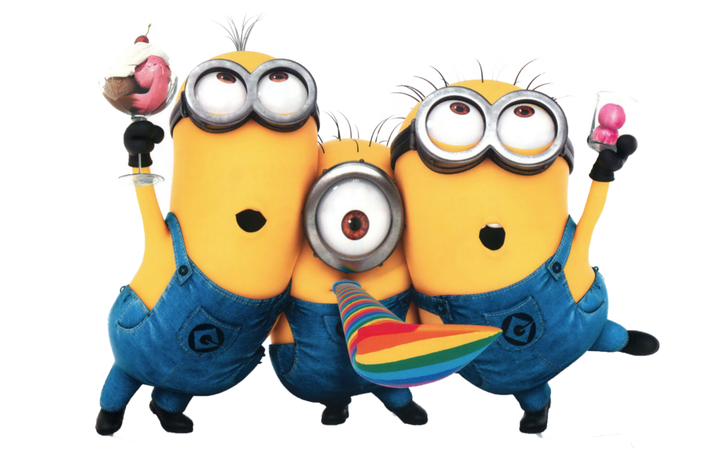 . Minions png images
