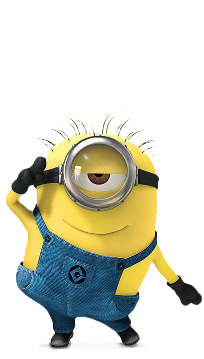 Image by phuongkutenkool d. Minion png images