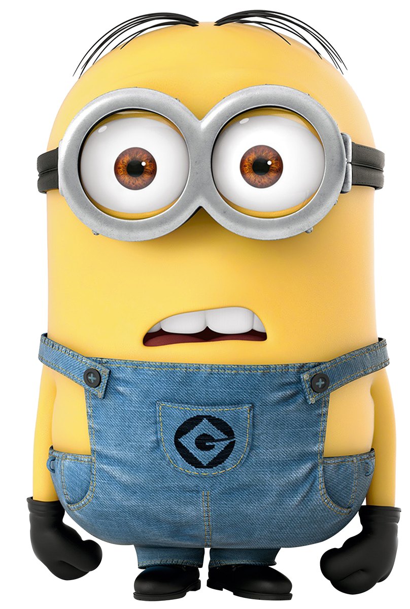 Evil png free icons. Minions clipart clear background