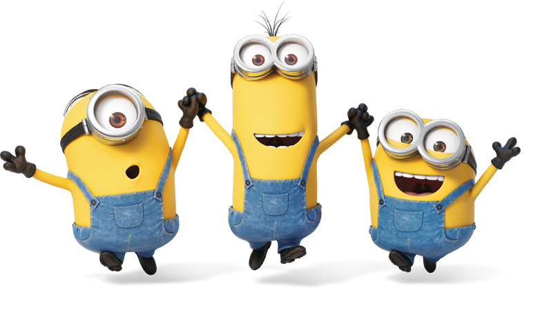 Clip art kevin the. Minions clipart clear background