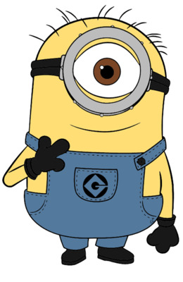 Minions clipart edition. Download hasbro despicable me