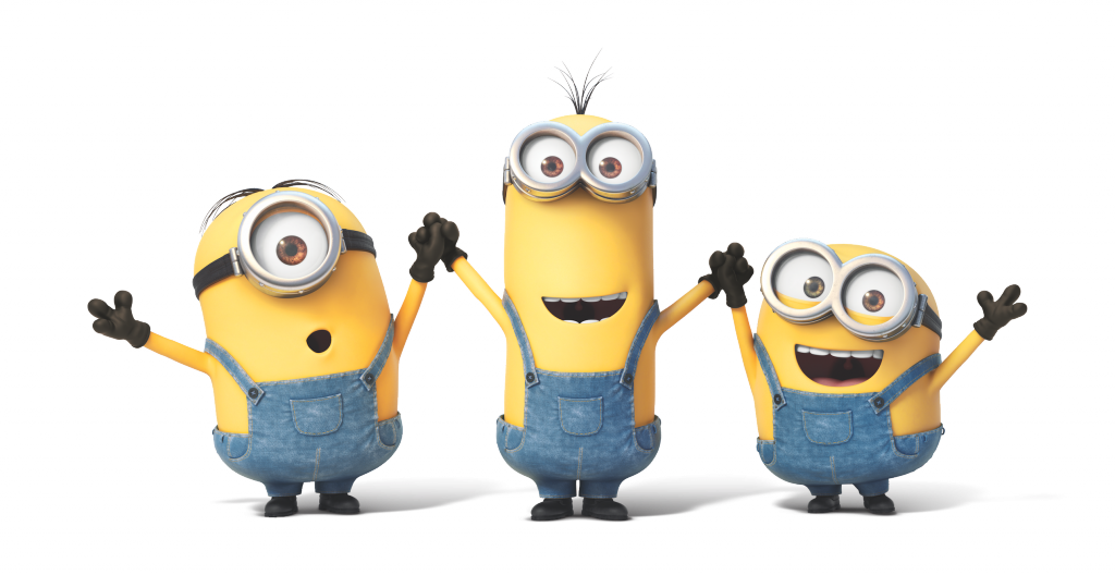 Keep kids wintertained during. Minions clipart larry