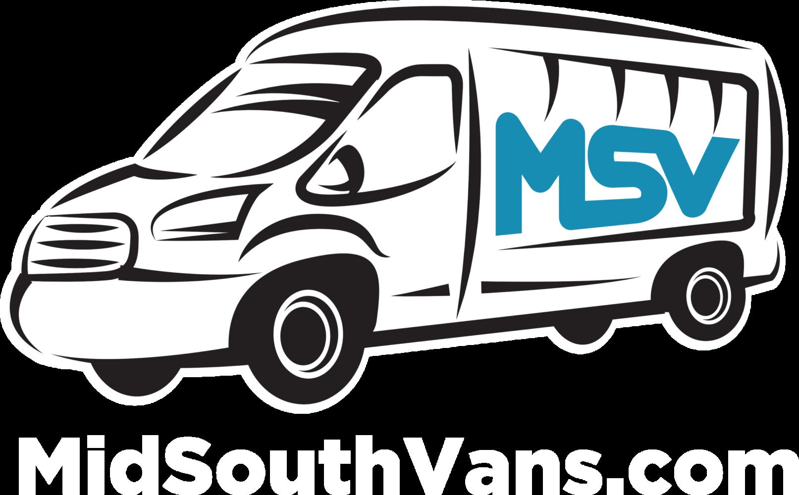 Midsouth vans rentals in. Minivan clipart 15 passenger van