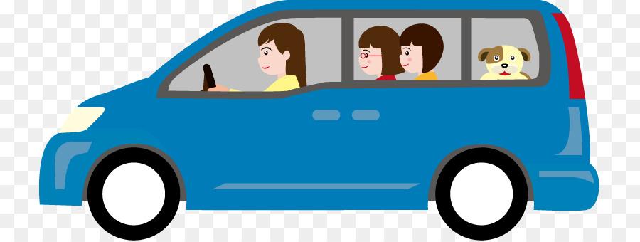 Minivan clipart. Car volkswagen type clip