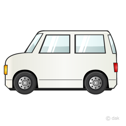Minivan clipart. Free car of image