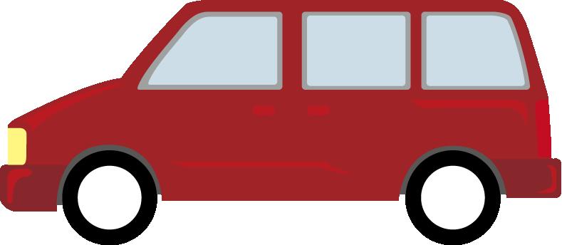 Free cliparts download clip. Minivan clipart