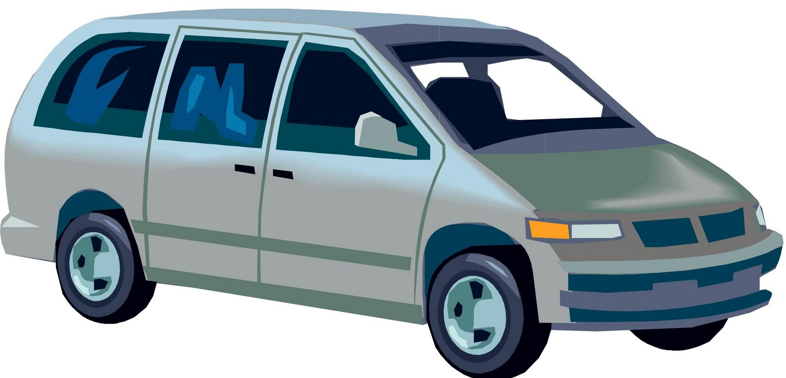 Minivan clipart. Drawing at getdrawings com