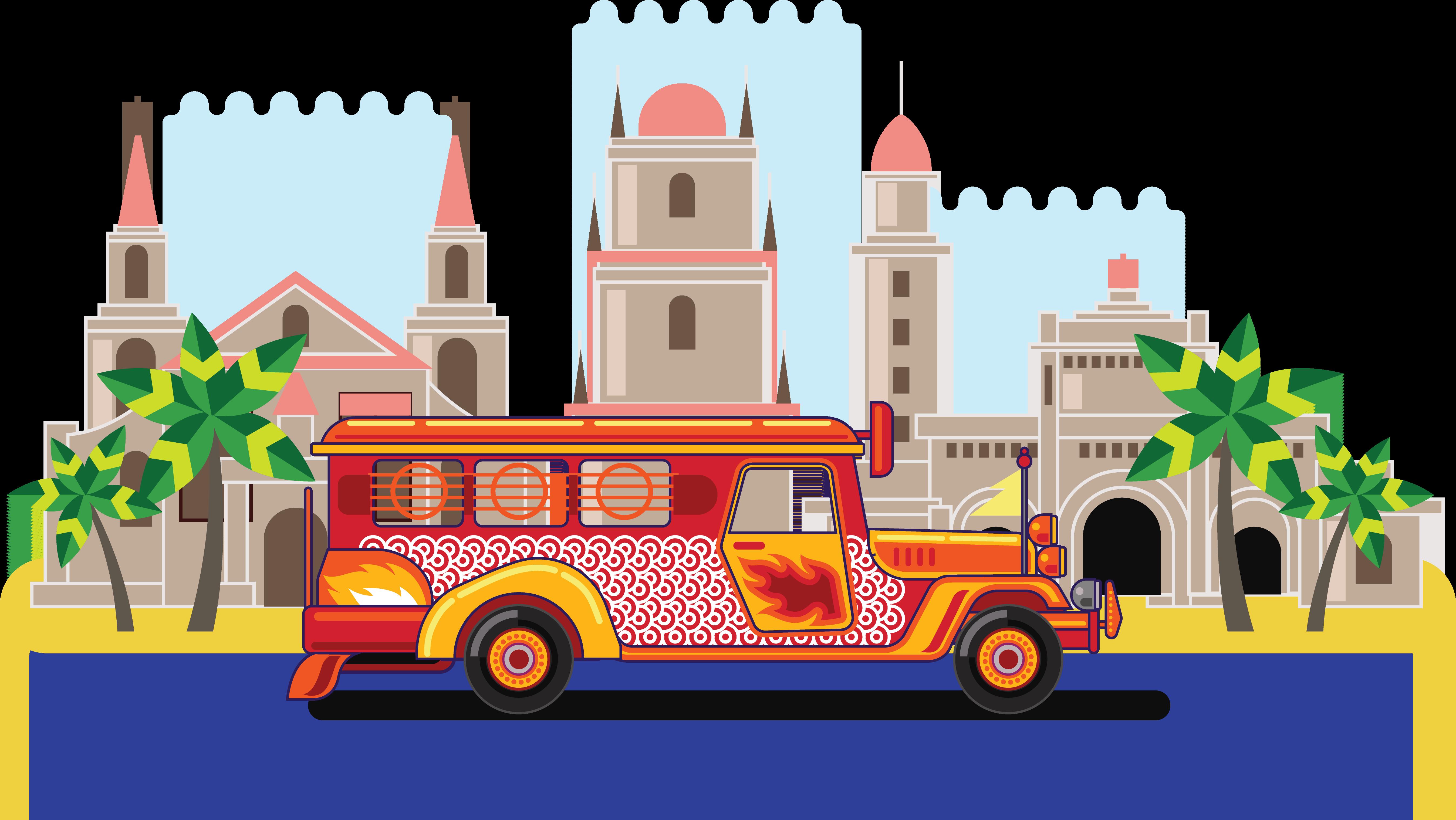 Minivan clipart aerial car. Best travel agency in