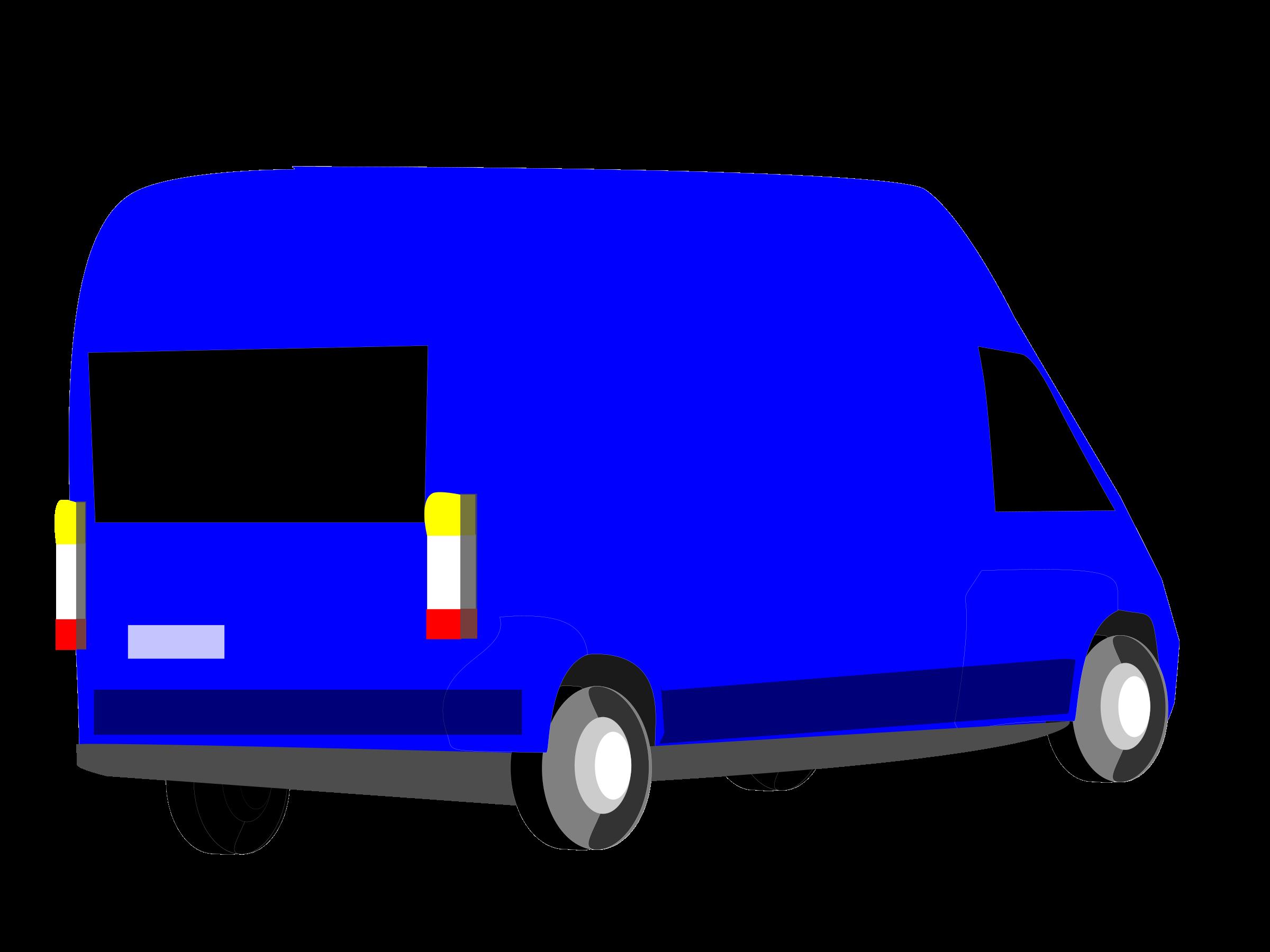 Download wallpaper delivery van. Minivan clipart aerial car