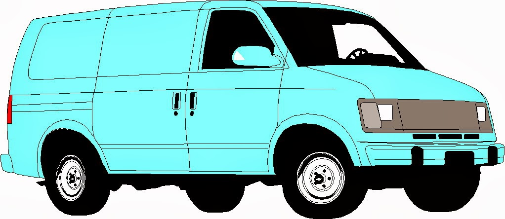 Minivan clipart big car. Van free download best