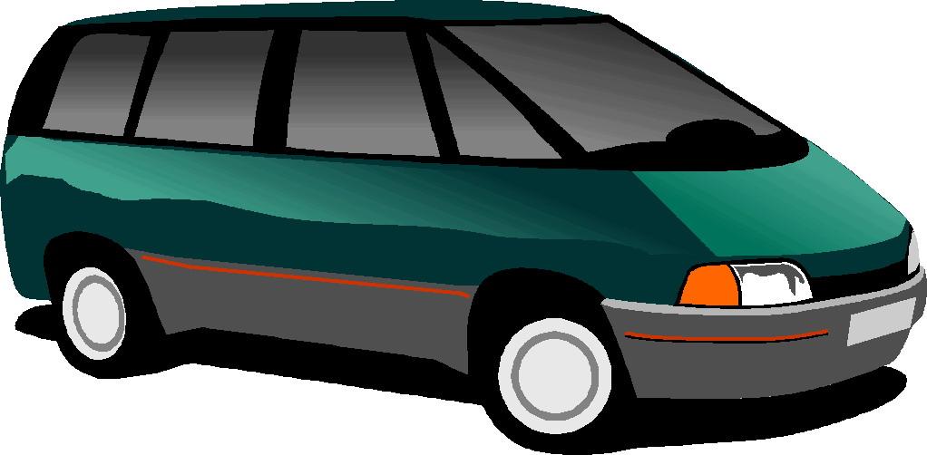 Mini van free download. Minivan clipart big car