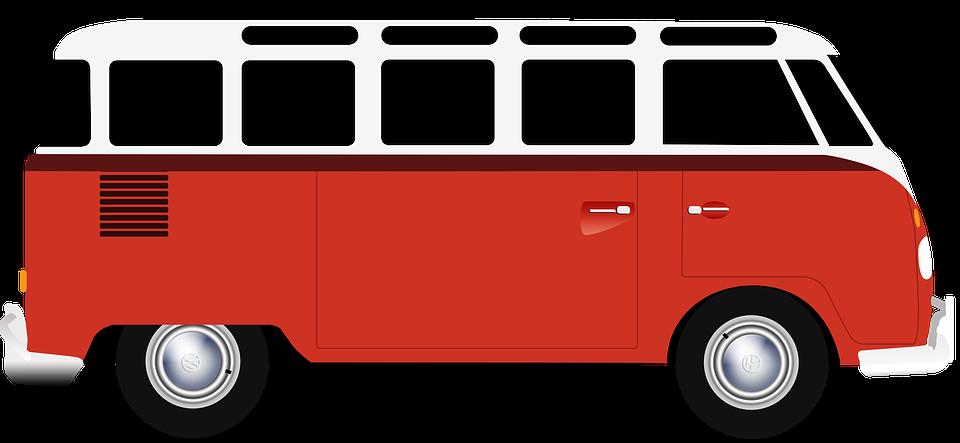 Kombi png transparent images. Minivan clipart bus vw