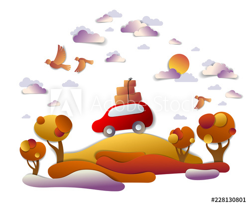 Travel and tourism in. Minivan clipart car ride