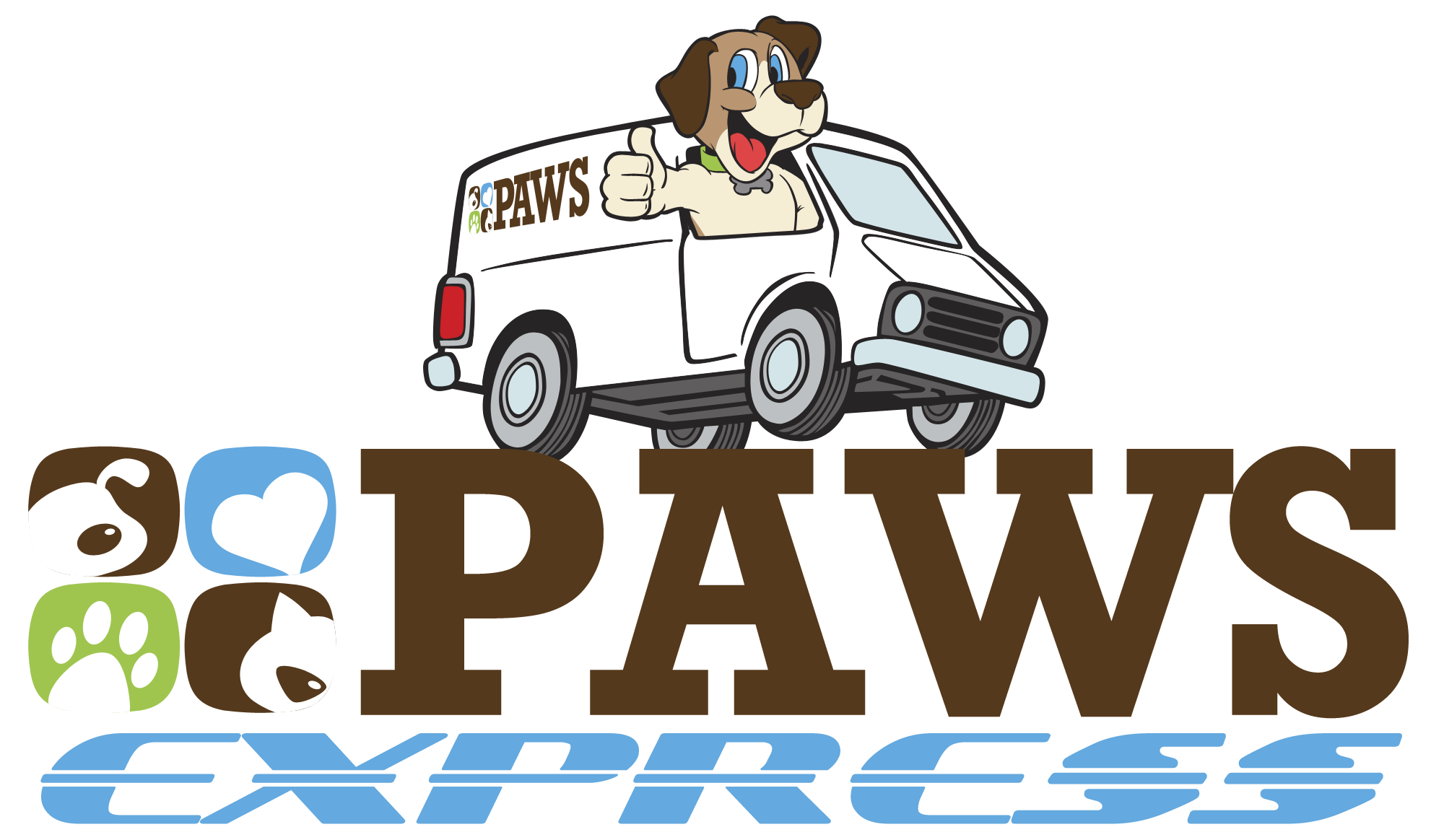 Minivan clipart dog. Help transport dogs from