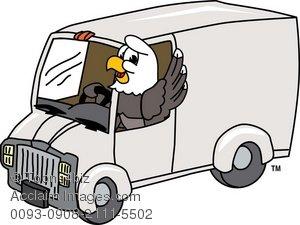 Minivan clipart driver van. Free download best on