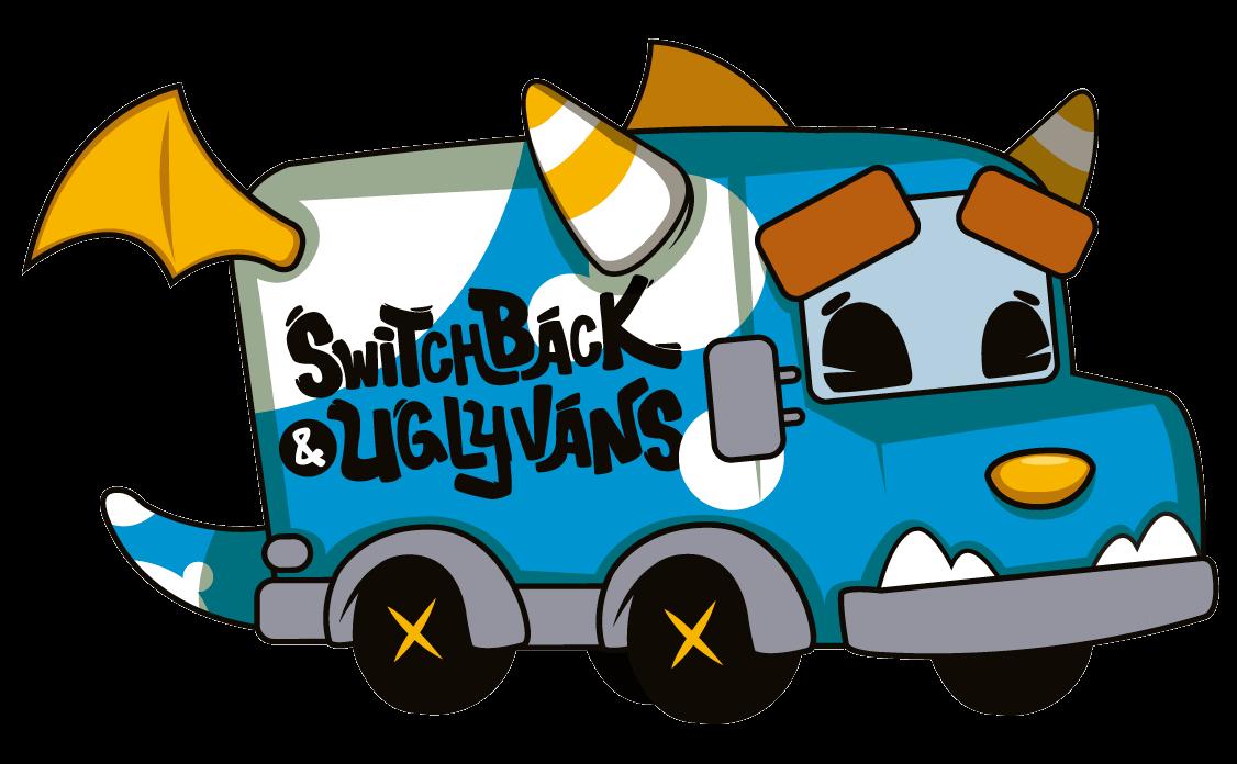 Minivan clipart drop off. Denver van rental switchback