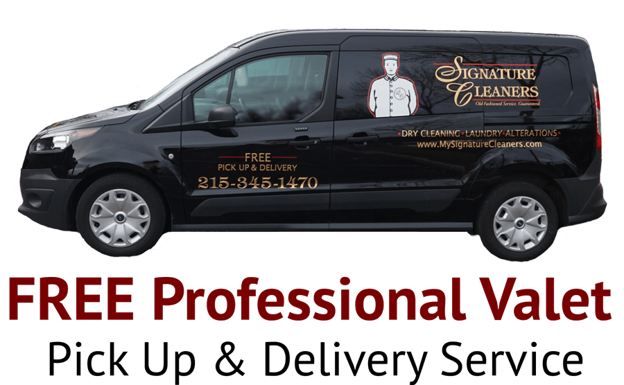 All services signature cleaners. Minivan clipart drop off
