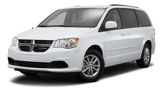 Car rental tampa from. Minivan clipart drop off
