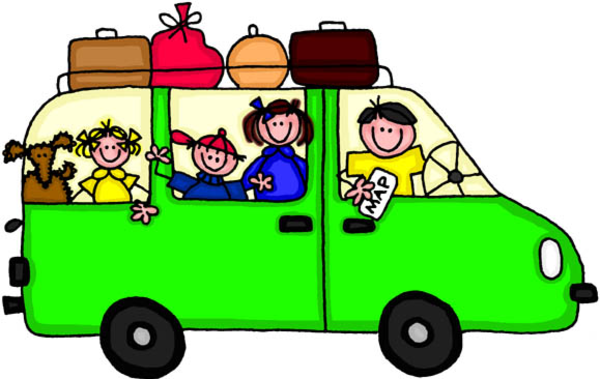Minivan clipart family camp. Van free download best