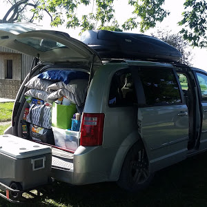 How to pack for. Minivan clipart family camp