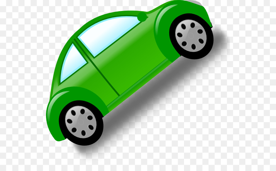 Cartoon transparent clip art. Minivan clipart green car