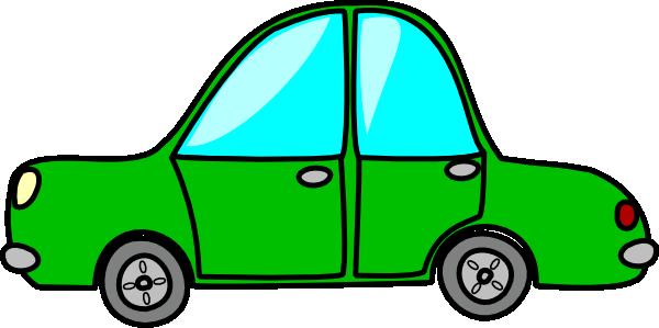 Free clip art download. Minivan clipart green car