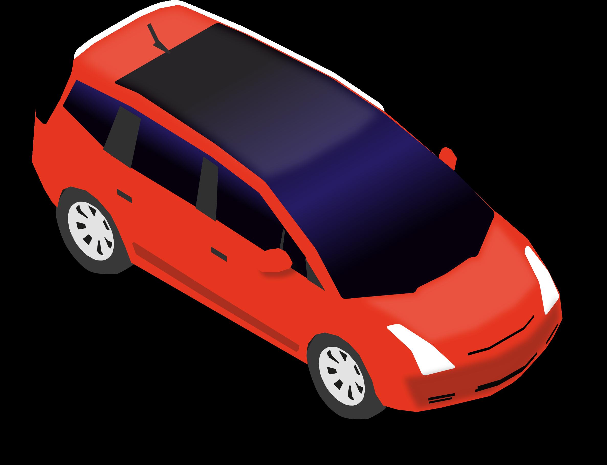 Minivan clipart land transportation. People carrier big image