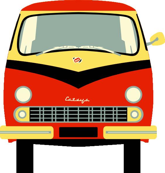 Minivan clipart mail van. Clip art at clker