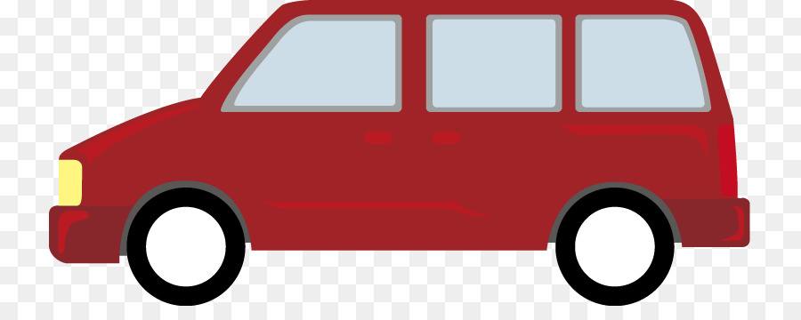 Car cartoon van transparent. Minivan clipart minivan dodge