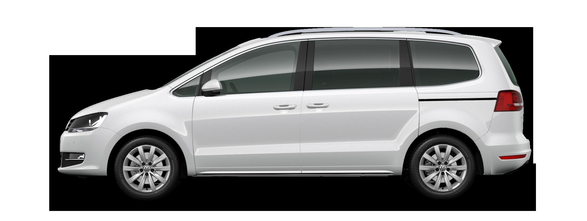 Minivan clipart mpv. Used cars sharan