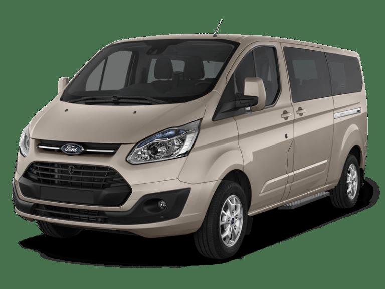 Self drive minibus hire. Minivan clipart service van