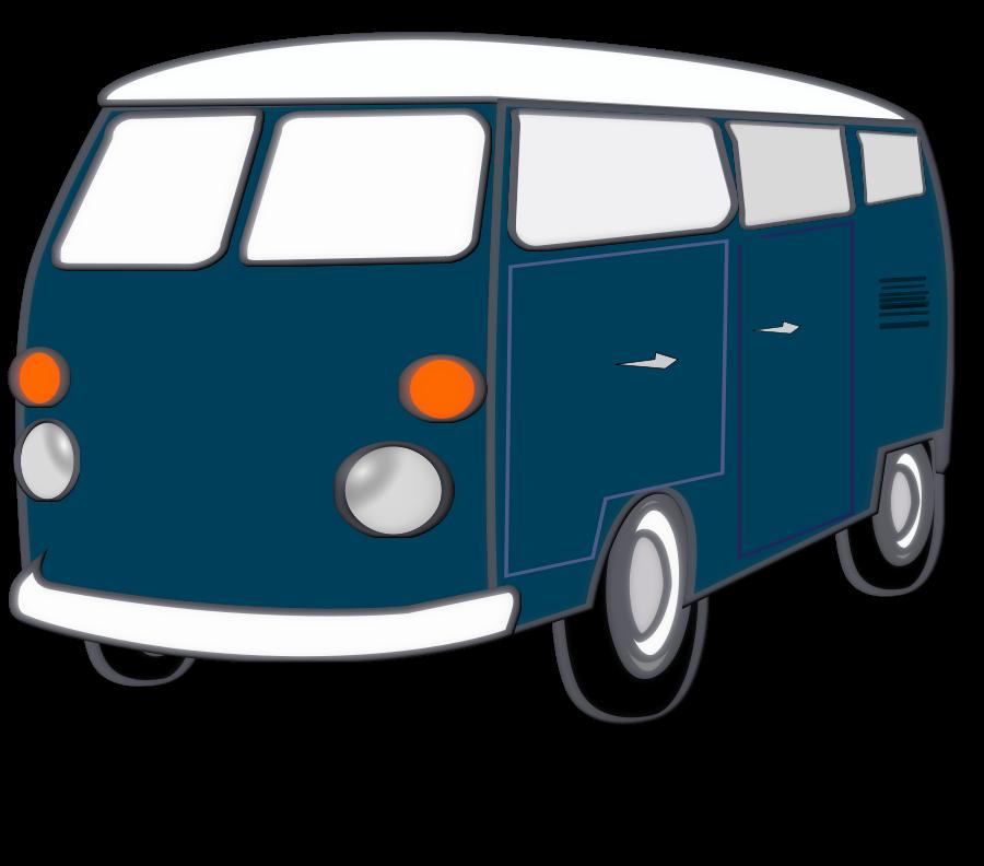 Van cliparts co good. Minivan clipart taxi bus
