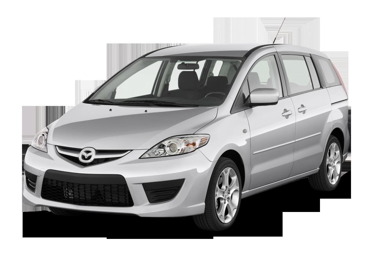 Minivan clipart transparent background. Mazda png