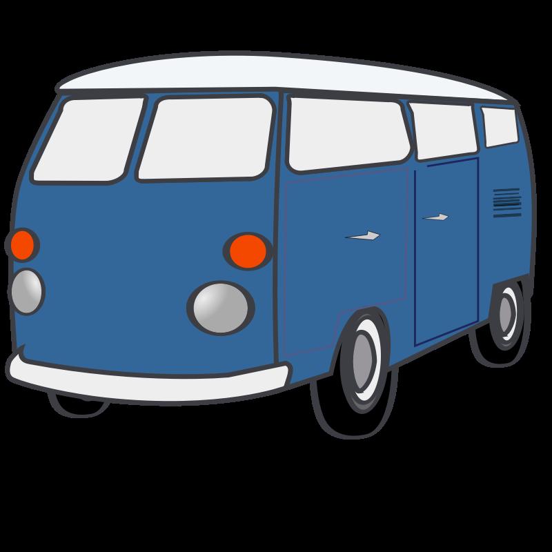 Clip art cliparts co. Minivan clipart van camper
