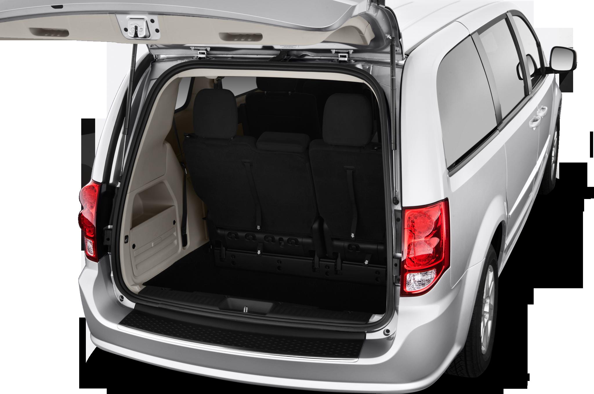 Minivan clipart van cargo. Ram brand debuts grand